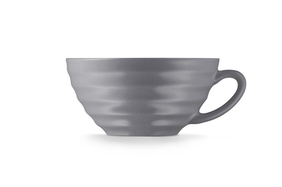 SCILLA Zestaw herbaciany dla 4 osób szary szary - zdjęcie 6