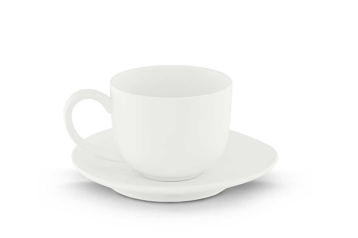 Filiżanka do kawy ze spodkiem