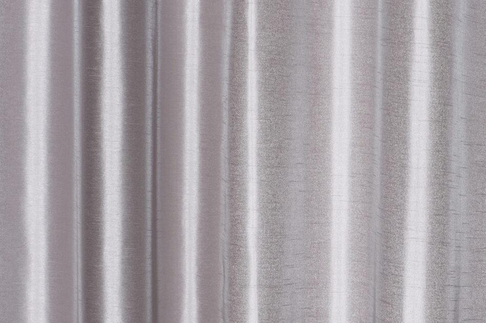 TRIFI Zasłona jasny szary - zdjęcie 2