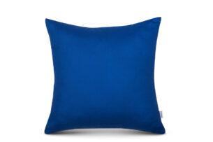 VERBI, https://konsimo.pl/kolekcja/verbi/ Poszewka na poduszkę niebieski - zdjęcie