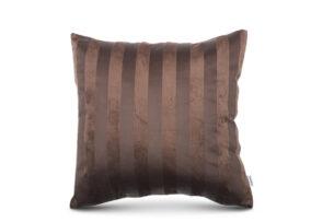 BEMO, https://konsimo.pl/kolekcja/bemo/ Poszewka na poduszkę brązowy - zdjęcie