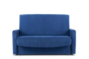 JUFO, https://konsimo.pl/kolekcja/jufo/ Rozkładana kanapa młodzieżowa granatowa niebieski - zdjęcie