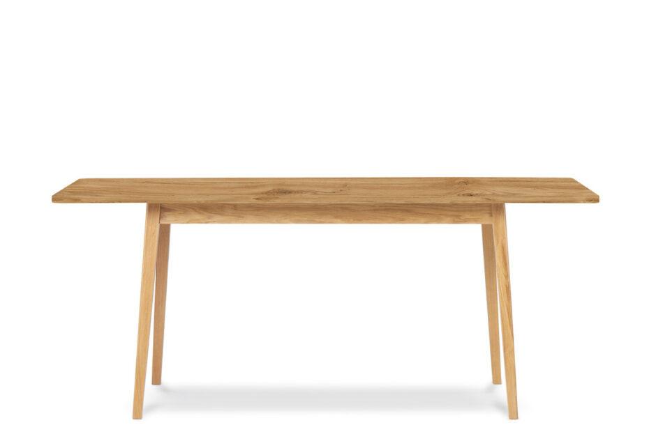 FRISK Rozkładany stół w stylu skandynawskim dąb naturalny - zdjęcie 3