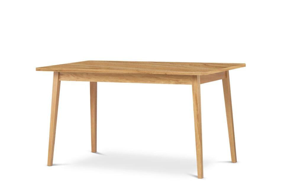 FRISK Rozkładany stół w stylu skandynawskim dąb naturalny - zdjęcie 2