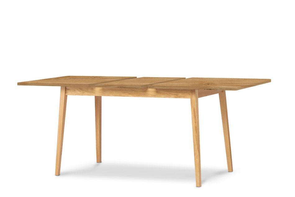 FRISK Rozkładany stół w stylu skandynawskim dąb naturalny - zdjęcie 4