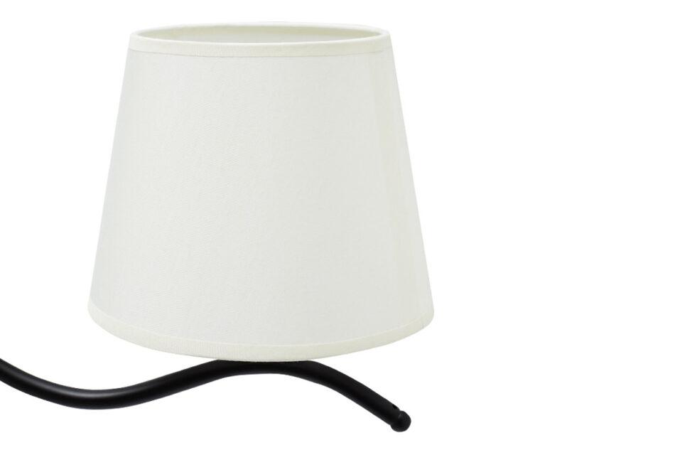 CLARIKA Lampa wisząca czarny/biały - zdjęcie 2
