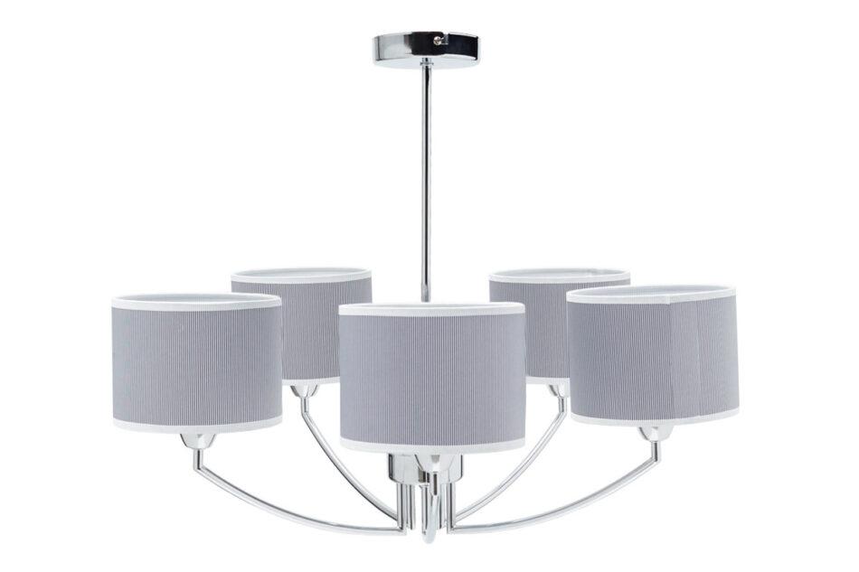 LICUS Lampa wisząca granatowy/biały - zdjęcie 0