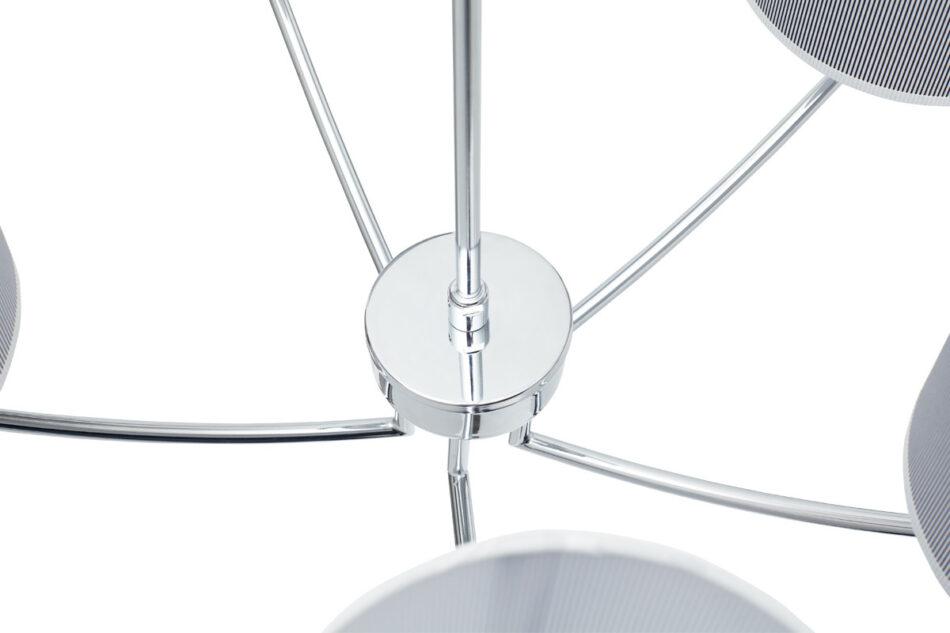 LICUS Lampa wisząca granatowy/biały - zdjęcie 3
