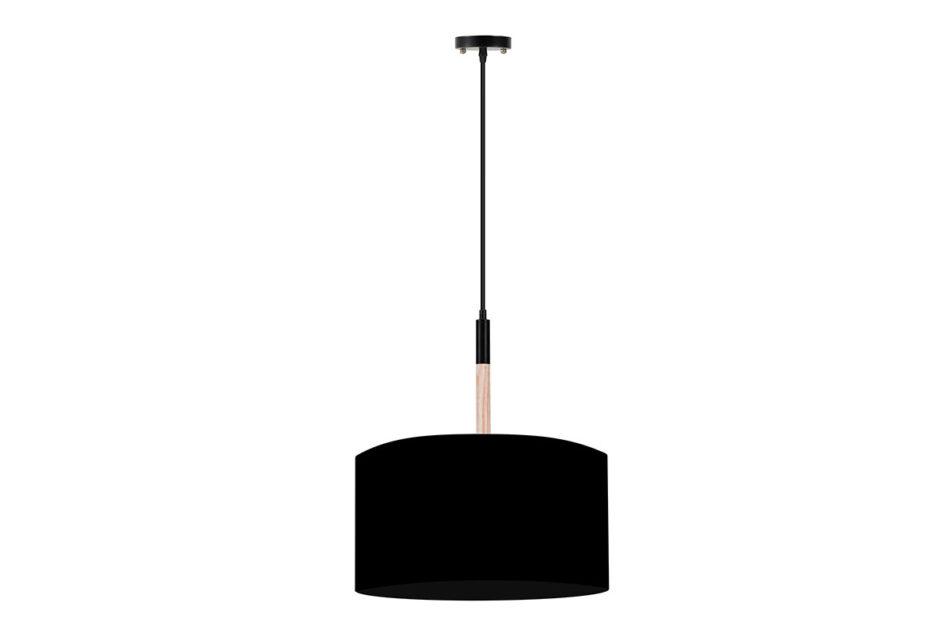 PLISO Lampa wisząca czarny - zdjęcie