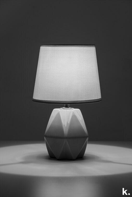 FABO Lampa stołowa szary - zdjęcie 2