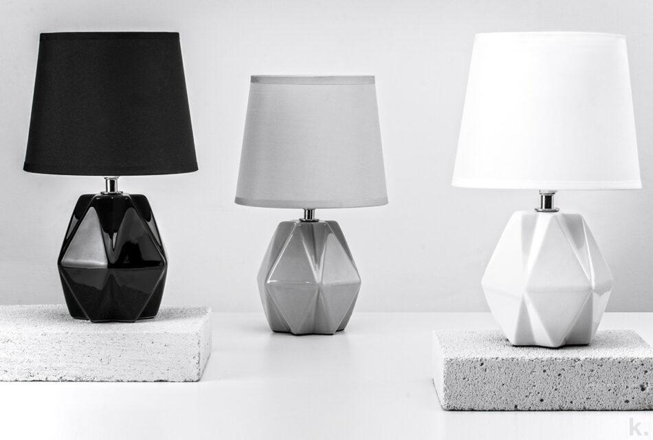 FABO Lampa stołowa szary - zdjęcie 1