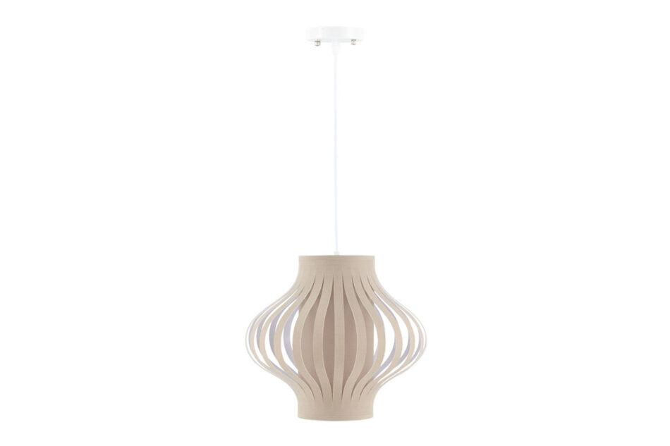 OLMO Lampa wisząca biały/beżowy - zdjęcie 0