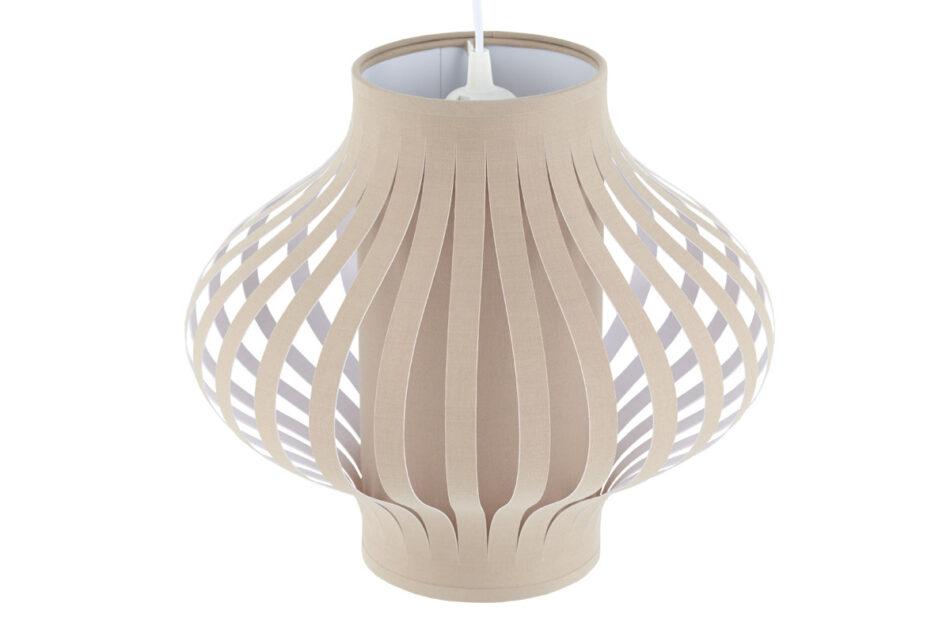 OLMO Lampa wisząca biały/beżowy - zdjęcie 1