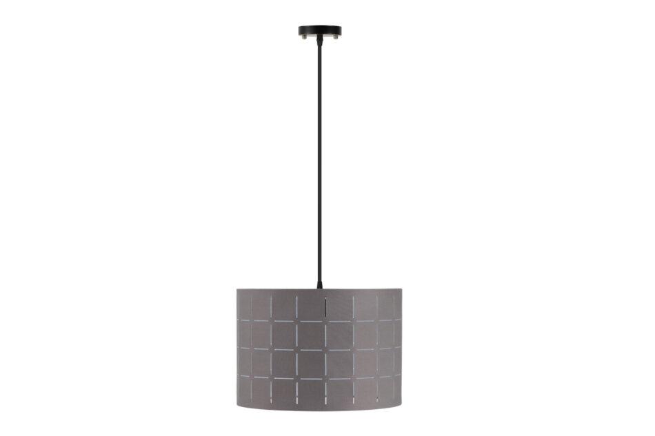 LORAN Lampa wisząca czarny matowy/szary - zdjęcie 0