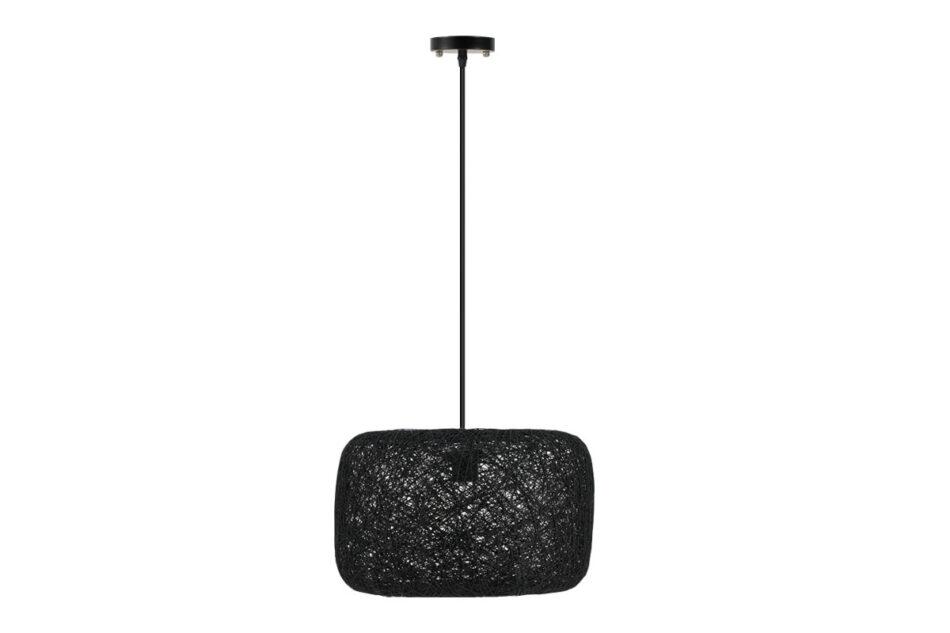 BRASSI Lampa wisząca czarny - zdjęcie 0