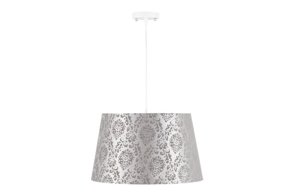 SKROP Lampa wisząca biały/szary - zdjęcie 0