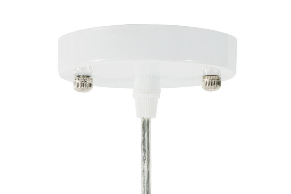 SKROP Lampa wisząca biały/szary - zdjęcie 3