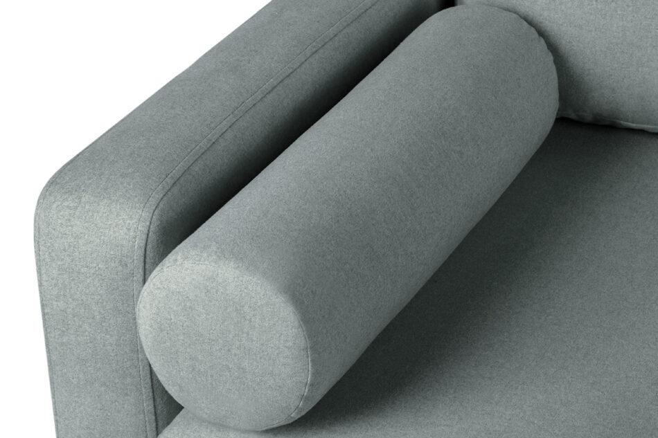 ERISO Zielona sofa 3 osobowa rozkładana miętowy - zdjęcie 5