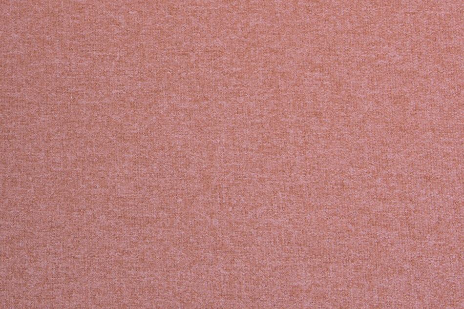 ERISO Różowa sofa 3 osobowa rozkładana koralowy - zdjęcie 7