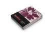 LANIUS Komplet pościeli z bawełny satynowej biały/szary/fioletowy - zdjęcie 3