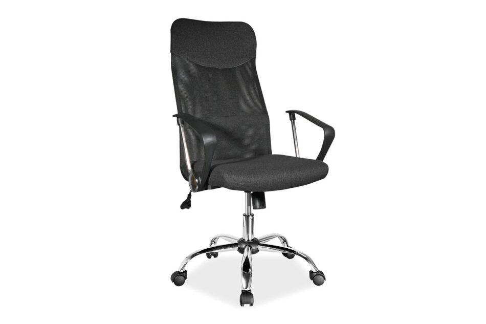 ZALUS Krzesło obrotowe czarny - zdjęcie 0