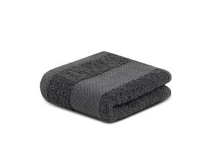 LENTE, https://konsimo.pl/kolekcja/lente/ Ręcznik szary - zdjęcie