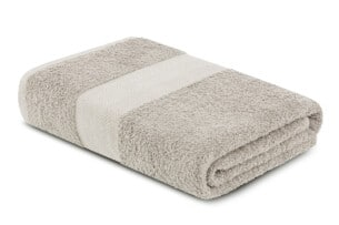 LENTE, https://konsimo.pl/kolekcja/lente/ Ręcznik kremowy - zdjęcie