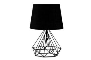 ACOS, https://konsimo.pl/kolekcja/acos/ Lampa stołowa czarny - zdjęcie