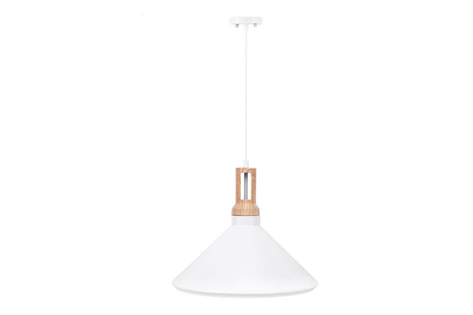 TRIAN Lampa wisząca biały - zdjęcie