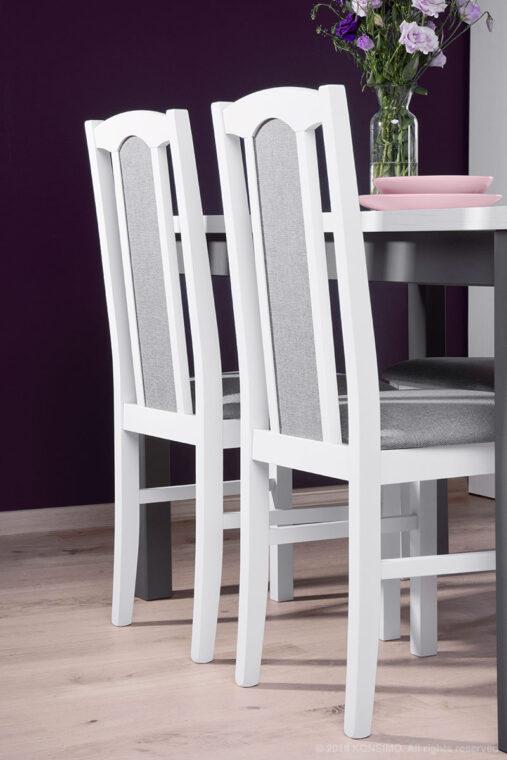 SILVA Stół szary / bialy - zdjęcie 7