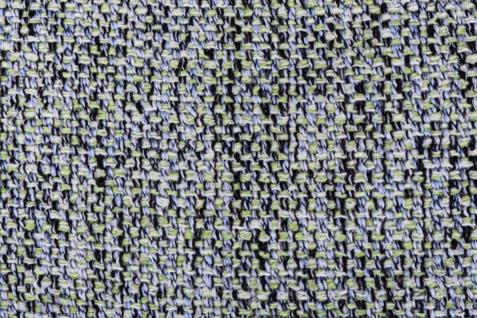 STRALIS Skandynawski fotel zielony na nóżkach miętowy - zdjęcie 6