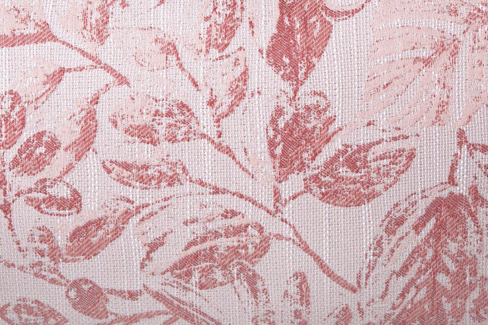 STRALIS Skandynawski fotel różowy na nóżkach koralowy - zdjęcie 5
