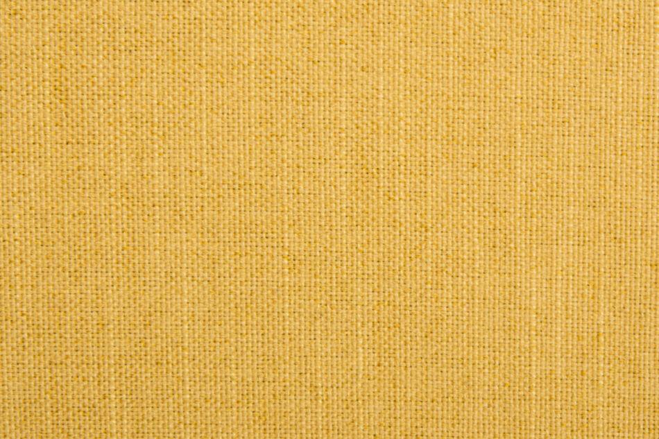 STRALIS Skandynawski puf żółty na nóżkach żółty - zdjęcie 2