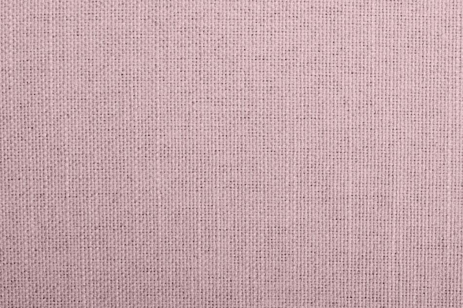 STRALIS Skandynawski puf pudrowy róż na nóżkach różowy - zdjęcie 3