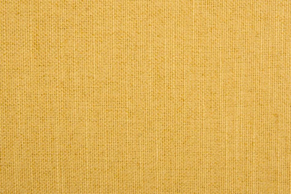 STRALIS Skandynawska sofa dwuosobowa żółta na nóżkach żółty - zdjęcie 10