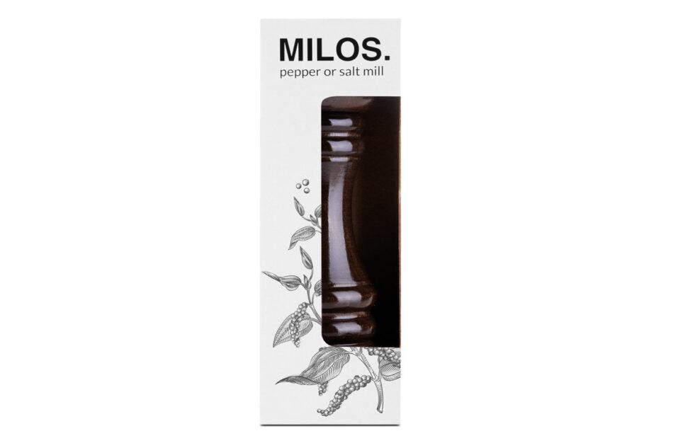 MILOS Młynek wenge - zdjęcie 2