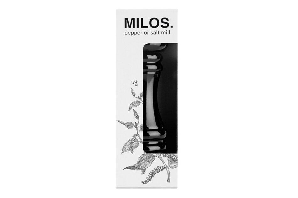 MILOS Młynek czarny - zdjęcie 2