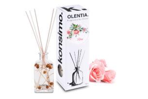 OLENTIA, https://konsimo.pl/kolekcja/olentia/ Dyfuzor zapachowy róża - zdjęcie