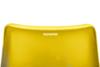 MOTUS Żółte krzesło obrotowe żółty - zdjęcie 6