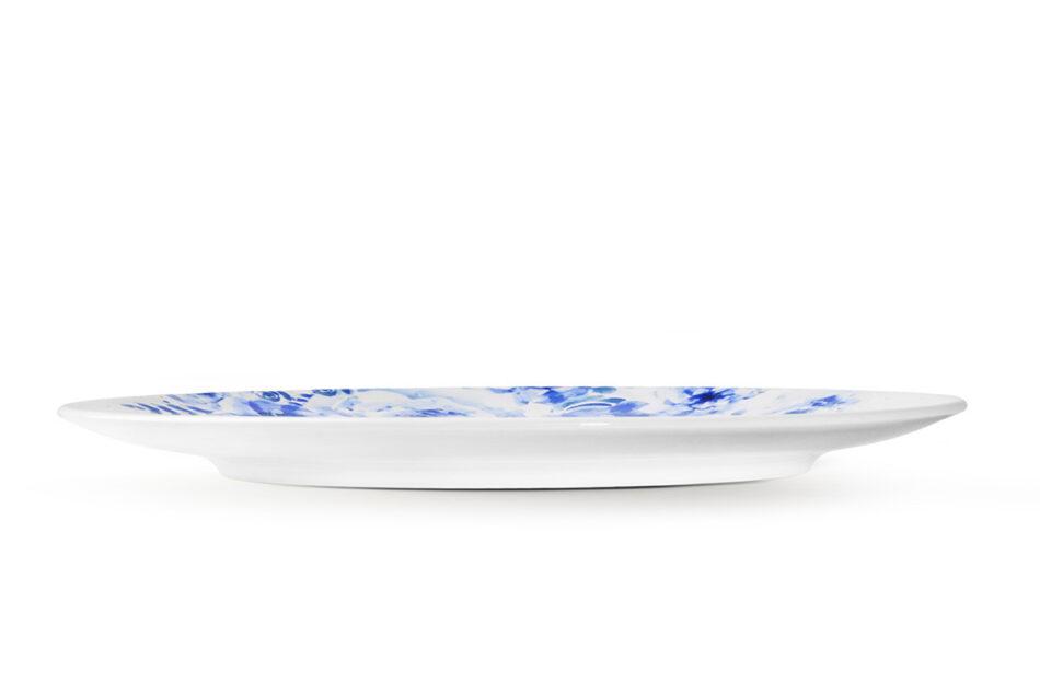 GENTIA Zestaw obiadowy, 6 os. (18el.) biały/niebieski - zdjęcie 6