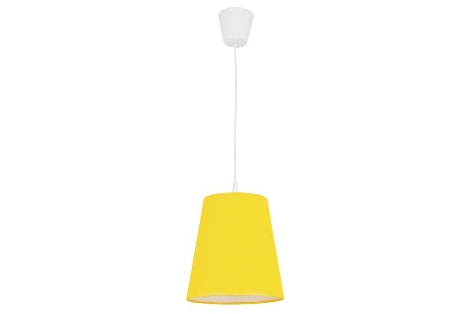 NOKIS Lampa wisząca żółty - zdjęcie
