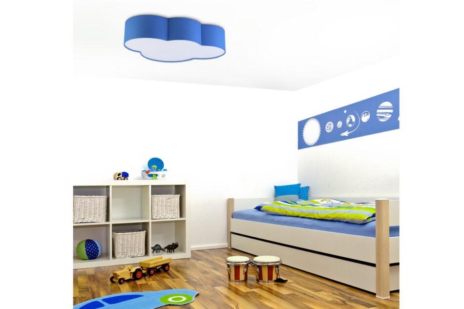 NUBIS Lampa wisząca niebieski - zdjęcie 1