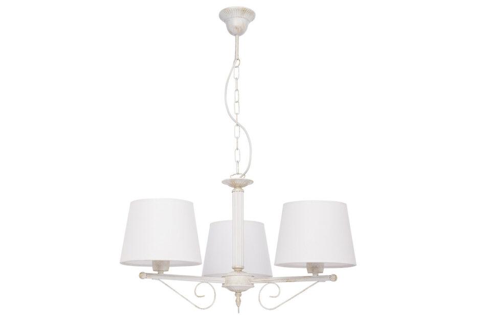 REGIA Lampa wisząca biały - zdjęcie