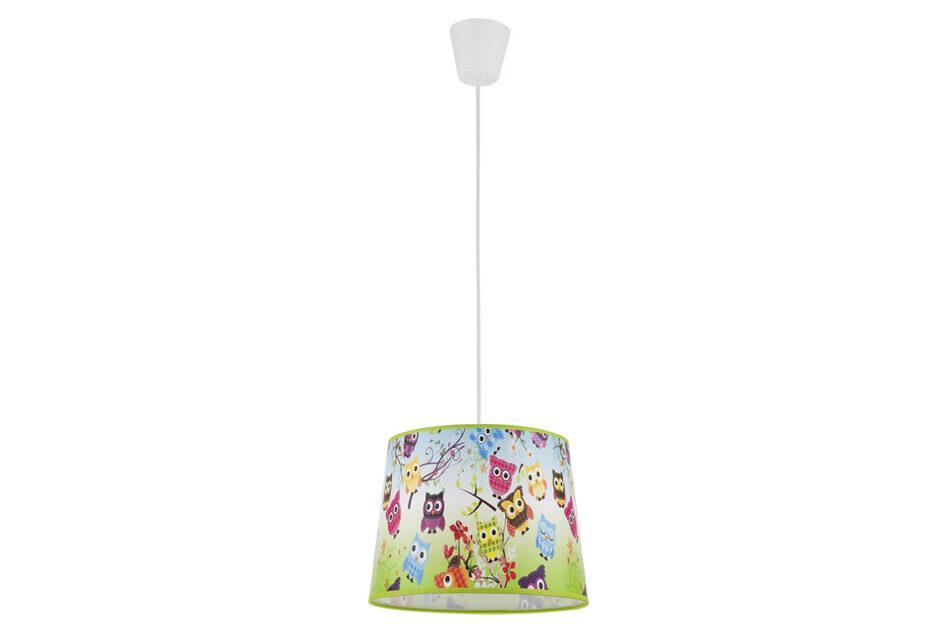 FABULA Lampa wisząca wielokolorowy - zdjęcie