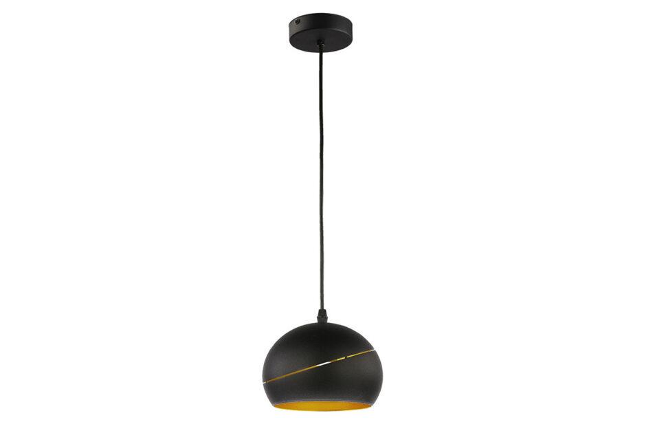 AURISO Lampa wisząca czarny/złoty - zdjęcie 0