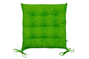 NAPES, https://konsimo.pl/kolekcja/napes/ Poduszka na krzesło zielony - zdjęcie