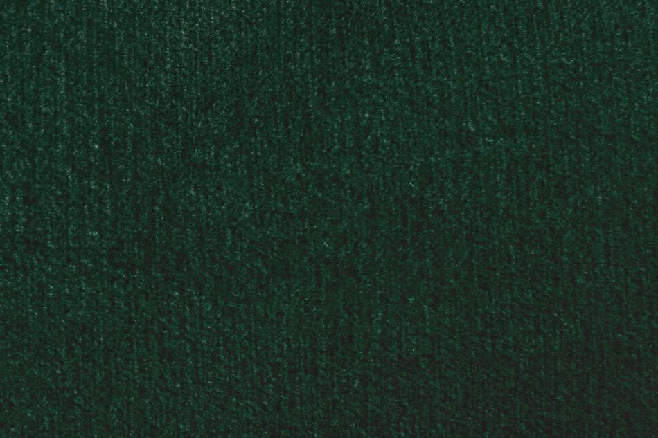 GANZO Sofa 3 osobowa do salonu z poduszkami butelkowa zieleń ciemny zielony/jasny zielony - zdjęcie 5