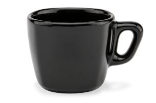 GRESI, https://konsimo.pl/kolekcja/gresi/ Filiżanka do espresso czarny - zdjęcie