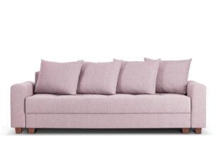 REVO, https://konsimo.pl/kolekcja/revo/ Kanapa z funkcją spania różowa różowy - zdjęcie