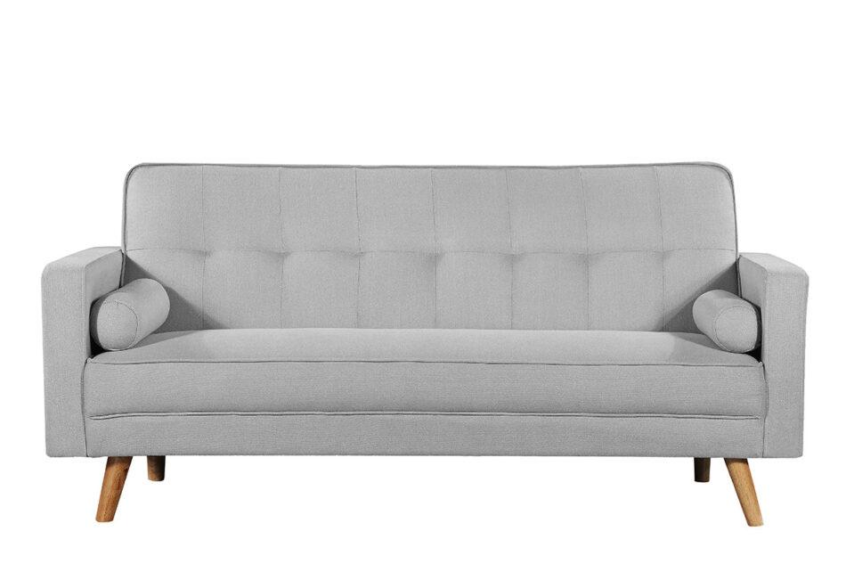 RUCO Rozkładana kanapa z funkcją spania jasnoszara jasny szary - zdjęcie 0